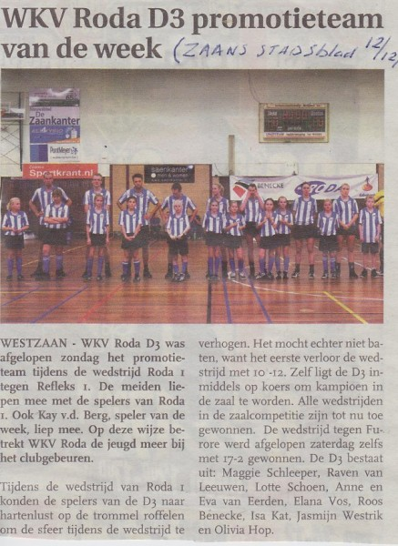 zaansstadsblad12122012