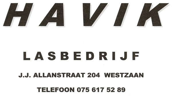 Havik Advertentie